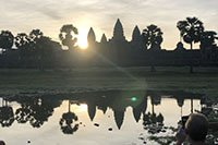 Matched Betting Funded Travel - Cambodia
