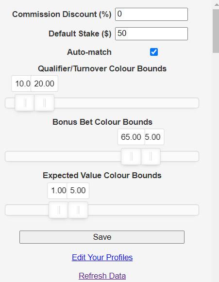 Matcha Custom Settings